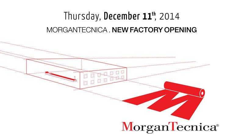 Компания Morgan Tecnica торжественно открывает Новый Главный Офис