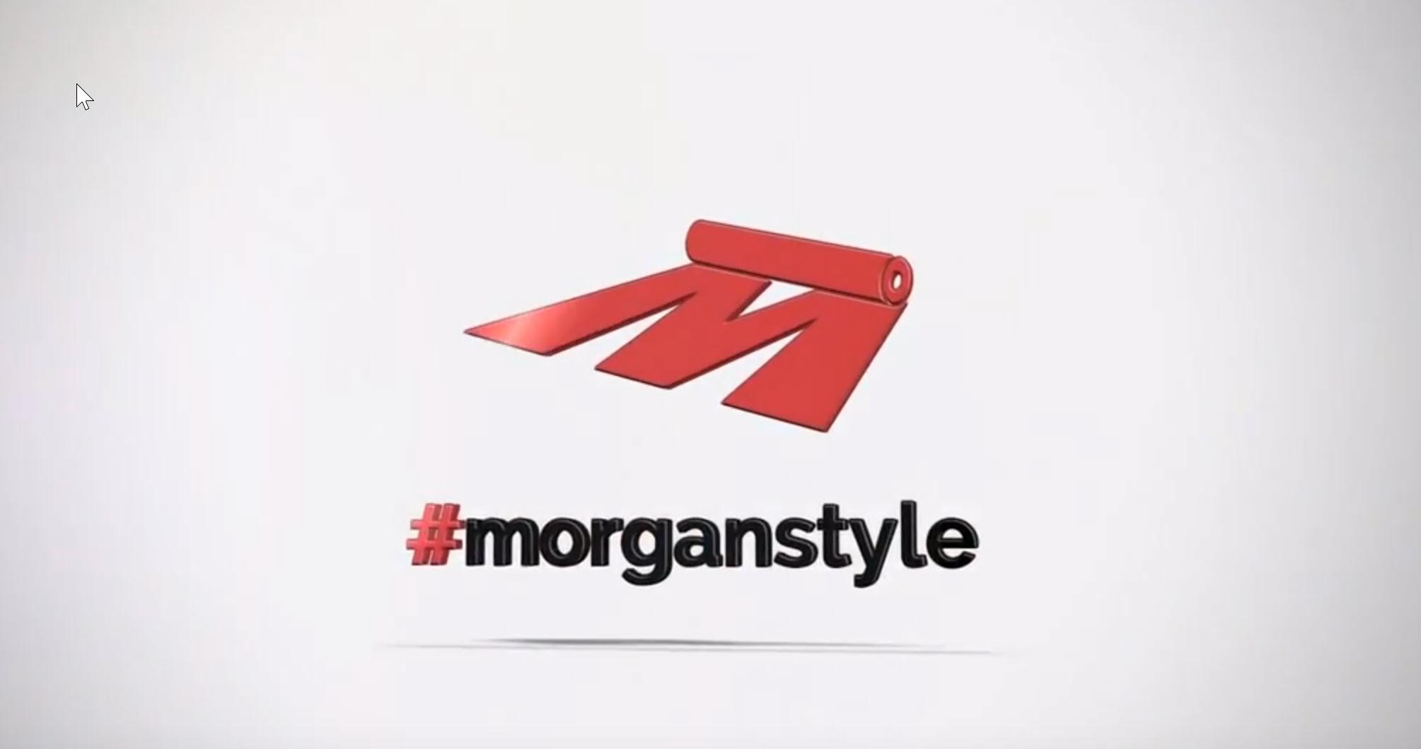 Морган Техника в новом корпоративном имидже