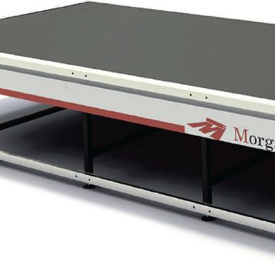 Конвейерный настилочный стол  TABLE 102