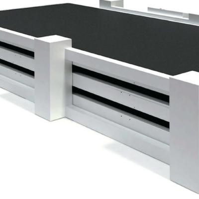 Многоуровневый настилочный стол  TABLE 103