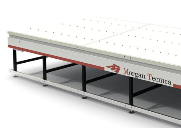 Настилочный стол с воздушным поддувом TABLE 101