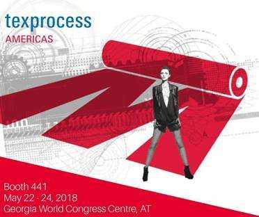 Приглашение на выставку Texprocess 2018