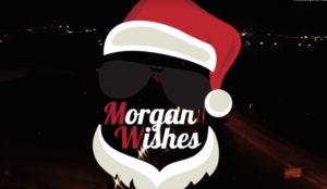 Морган поздравляет всех заказчиков с Новым годом и Рождеством