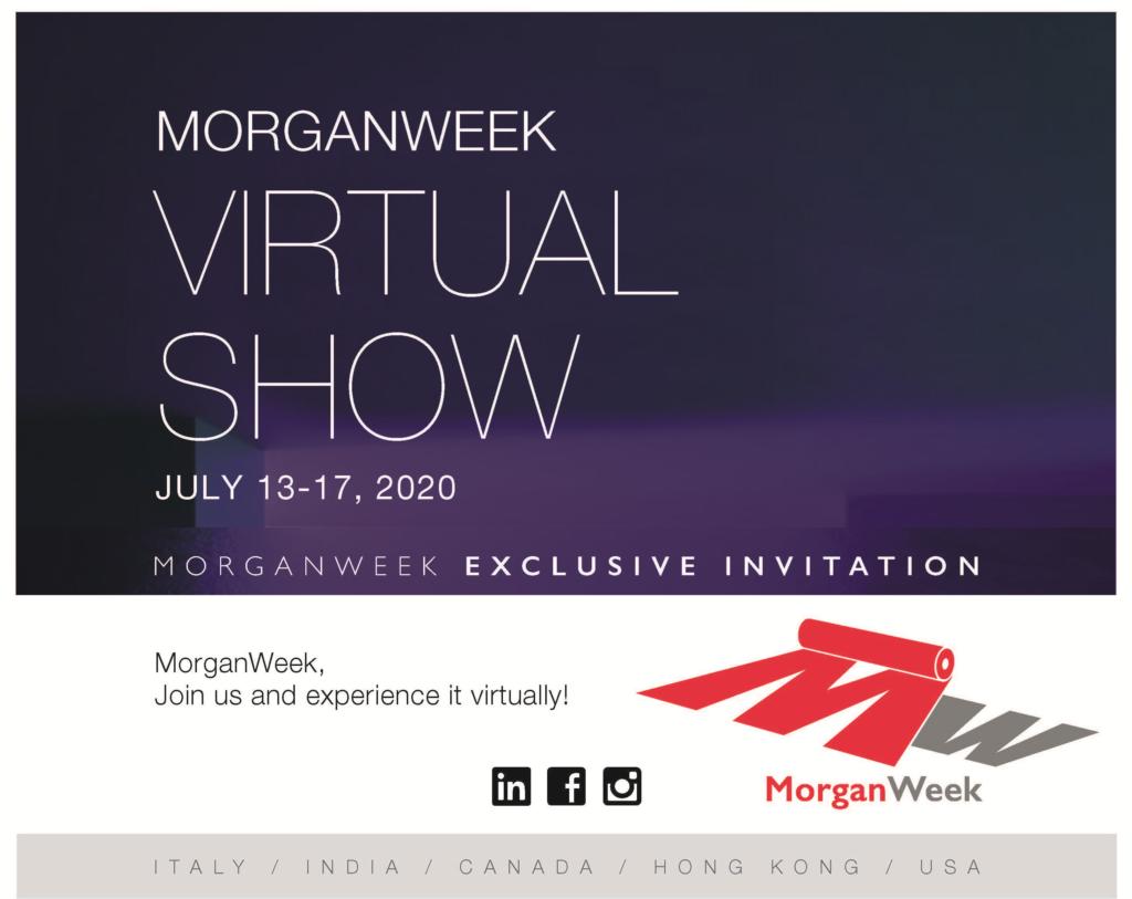 MORGAN WEEK SHOW Эксклюзивная Виртуальная Выставка
